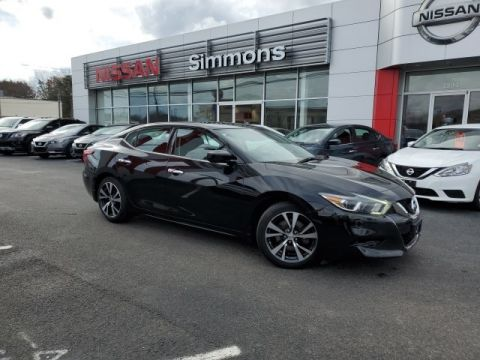 Pre-Owned 2017 Nissan Maxima 3.5 S
