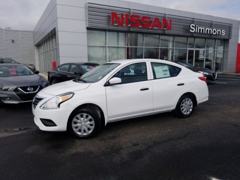 63 New Nissan Cars, SUVs in Stock | Simmons Nissan